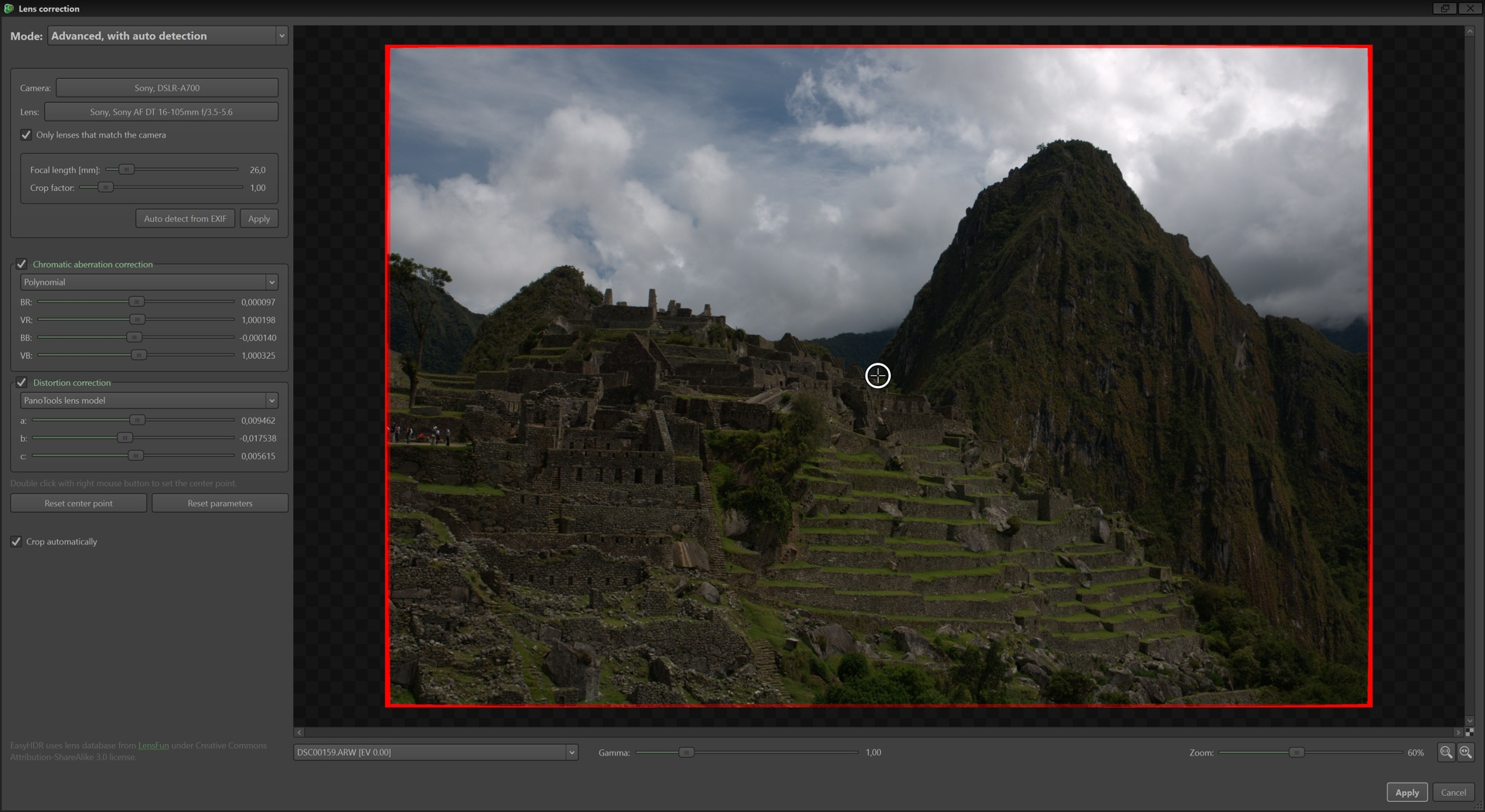 easyHDR - Download HDR photo processing software
