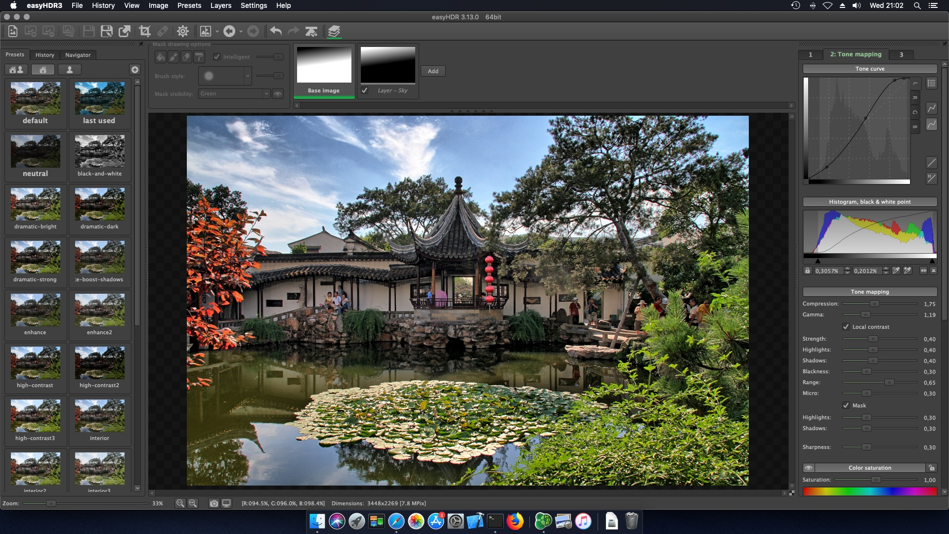 See more of easyHDR for macOS